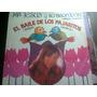 Disco Acetato De Ma. Jesus Y Su Acordeon El Baile De Los Paj