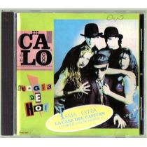 Calo Lengua De Hoy Cd Ed 1990 En Muy Buenas Condiciones Au1