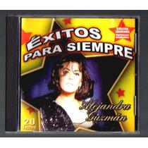 Alejandra Guzman Exitos Para Siempre Cd Raro Ed 2004