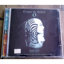 Cirque Du Soleil O Cd Made In Mexico 1a Ed 1998 C/booklet