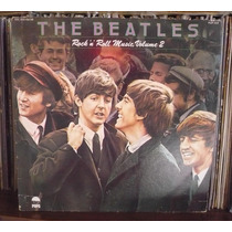 The Beatles Lp Rock And Roll Music Volumen Dos Nacional