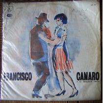 Tango, Francisco Canaro Y Su Orquesta Tipica, Lp 12´ Css