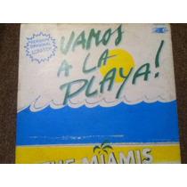 Disco Acetato De: Vamos A La Playa The Miamis
