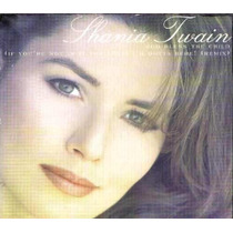 Shania Twain Cd Single Importado God Bless The Child Bfn