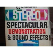 Disco Acetato De Stereo Spectacular Demonstration & Sound Ef