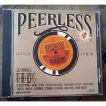 Peerless La Bella Epoca Los Grandes Mariachis Cd 1996 Hwo