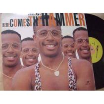 Mc Hammer- Here Comes The Hammer- Acetato Mix Importado-dj