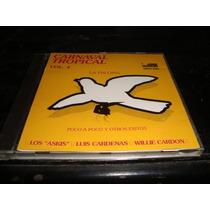 Los Askis,luis Cardenas,-cd - Carnaval Tropical Vol.4 * Eex