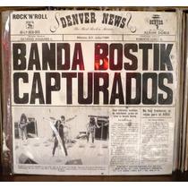 Banda Bostik 2 Lp Album Capturados En Vivo
