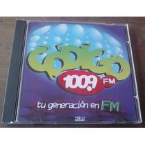 Codigo 100.9 Fm Cd Promo Varios Dance Corona Ultra Nate Sash