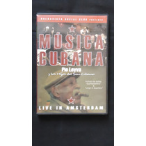 Música Cubana, Pío Leyva - Live In Amsterdam