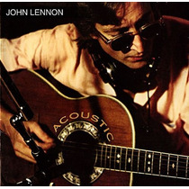 John Lennon - Acoustic 2004 Cd Importado Us