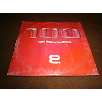 The Supermen, Sandy Rivera -cd- 100 % Musica Electronica Eex