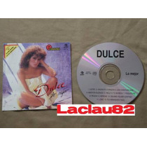 Dulce Lo Mejor 1996 Compact Disc