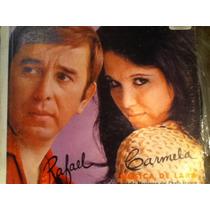 Disco Acetato De: Carmela Y Rafael