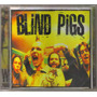 Blind Pigs - Blind Pigs ( Hardcore Punk De Brasil ) Cd Rock