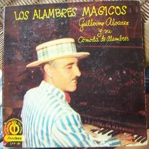 Bolero, Guillermo Alvarez Y Su Cómoda De Alambres,lp10´, Idd