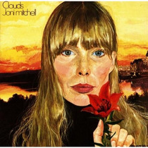 Joni Mitchell - Clouds Cd Import Bfn Folk Rock Envio Gratis