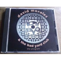 David Morales & The Bad Yard Club Cd Single The Program 1999