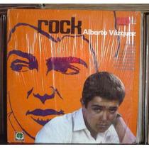 Alberto Vazquez Lp Rock Rock Mexicano