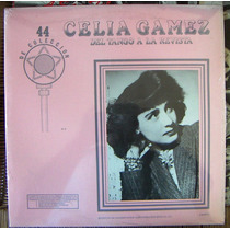 Tango, Celia Gamez ( Del Tango A La Revista), Lp 12´, Css