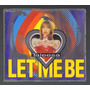 Taleesa Let Me Be Cd Single 5 Versiones Unica Ed 1995 Idd