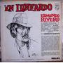 Tango, Edmundo Rivero (en Lunfardo), Lp 12´, Css