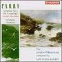 Parry Symphonies 2 Cambridge Cd Clasico Wsl Envio Gratis