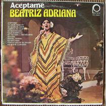 Bolero, Beatriz Adriana, Acéptame, Lp 12´, Idd.