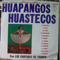 Bolero, Los Cantores De Panuco, Lp 12´, Hecho En México, Hwo
