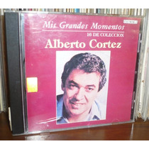 Alberto Cortez Cd Mis Grandes Momentos 16 De Colección