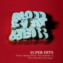 Blood Sweat & Tears - Super Hits Cd Importado Bfn Chicago