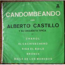 Tango, Alberto Castillo Y Su Orquesta, Lp 12´ Css