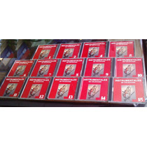 Instrumentales De Coleccion Paquete De 14 Cds Originales Bvf