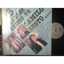 Disco Lp 15 Grandes Exitos De Camilo Sesto