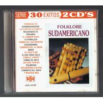 Folklore Sudamericano Cd Doble Orfeon Unica Ed 1997 Idd