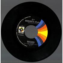 Massara Margarita Partes I Y 2 Disco Ep 7 45 Rev 1980 Bfn