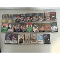 Colección Lote Vintage Cassettes Importados Surtido Navidad