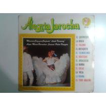 Lp Alegria Jarocha Macario Cruz Y Su Conjunto Mn4