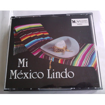 Boxset De 4 Cds Mi Mexico Lindo Selecciones Readers Digest
