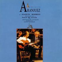 Paco De Lucía - Concierto Aranjuez Cd Clasica Guitarra Pm0