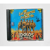 Los Tigres Del Norte Idolos Del Pueblo Cd Mexicano 1992