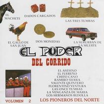 El Poder Del Norte Corridos Vol 2 Los Pioneros Del Norte Mcm