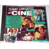 Cd Temas Cantados Del Cine! Ghost, Vaselina, Topgun, Platoon