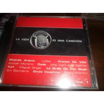 Cd La Vida Es Una Cancion Vol 1 Coda Arjona