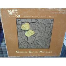 Gabriel Garcia Marquez Voz Viva De America Latina Cd