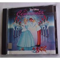 La Cenicienta Musica Original E Historia De La Pelicula Cd