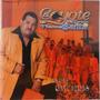 Cd Disco El Coyote Y Su Banda Tierra Santa Puras Rancheras