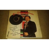Disco De Acetato Autografiado De Enrique Iwao, El Charro Jap