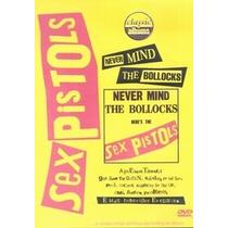 Dvd Original Sex Pistols Never Mind The Bollocks Documental